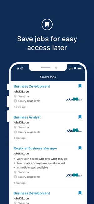 Jobsdb job search on the app store jobsdb job search on the app store stopboris Image collections