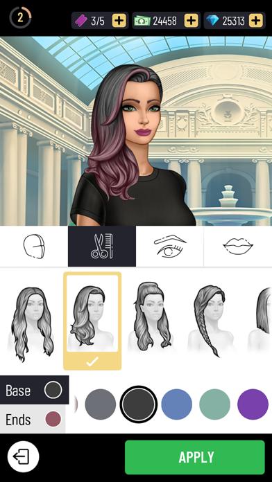 Pocket Styler: Fashion Stars screenshot 7