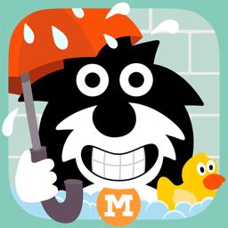 Ícone do app Millie's Bath Battle