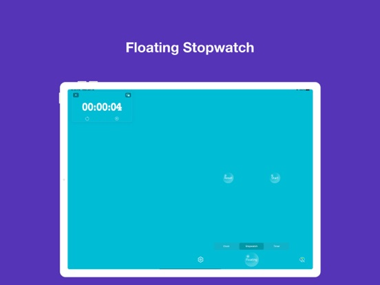 Floating Clock-浮く時計&ウィジェットのおすすめ画像5