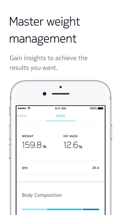 Withings Health Mate screenshot-4
