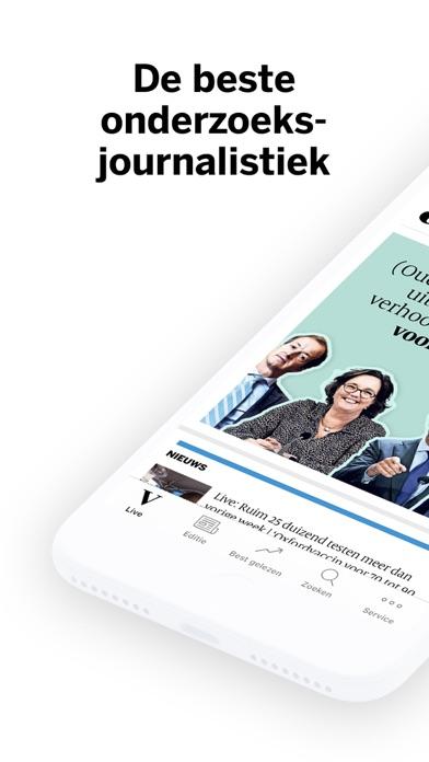 de Volkskrant - Nieuwsのおすすめ画像1