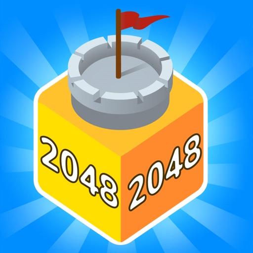 2048 Tower Defense!
