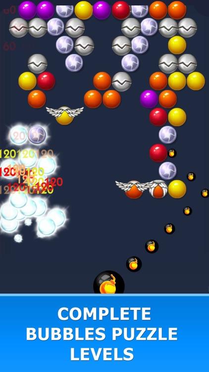 Bubble Puzzle: Hit the Bubble screenshot-5