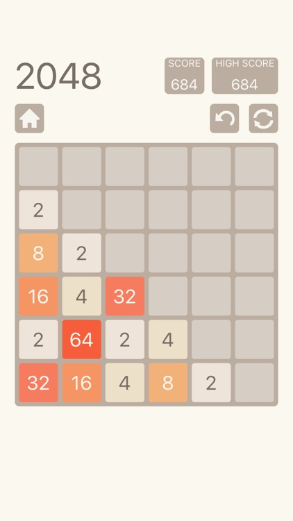 2048: Number Puzzle Game screenshot-4