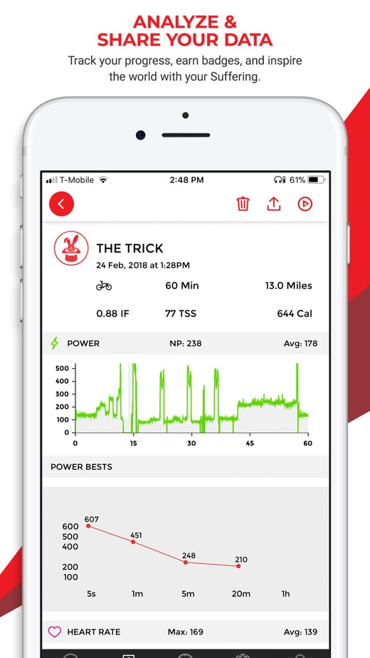 The Sufferfest Training System】版本记录- iOS App版本更新