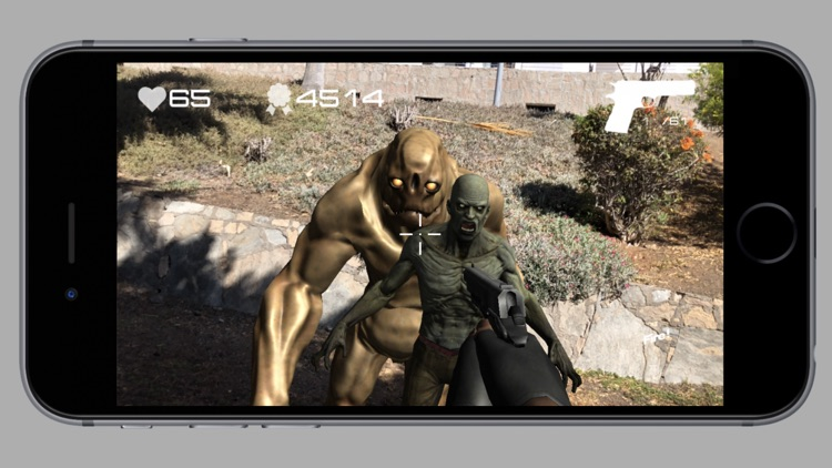 Zombie Attack AR In Reality screenshot-8