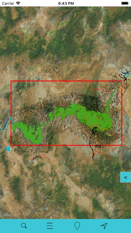 Grand Canyon National Park GPS