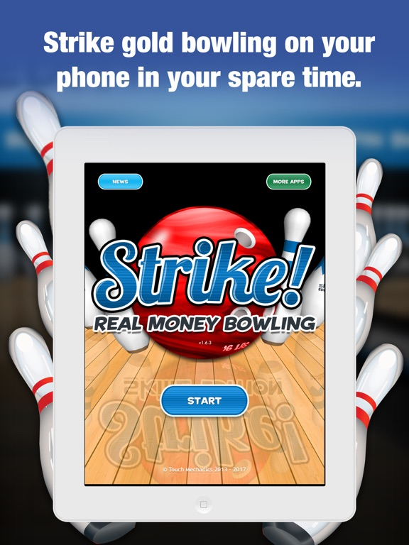 Strike! Real Money Bowling Tips, Cheats, Vidoes and Strategies
