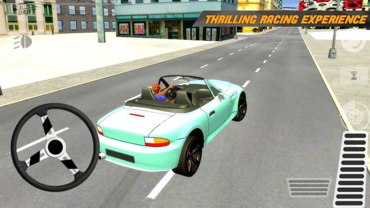 Street Car : City Driving
