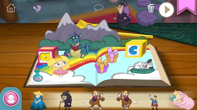 StoryToys Sleeping Beauty screenshot-4