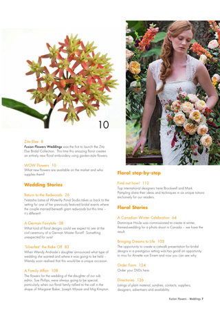 Fusion Flowers Weddings - náhled