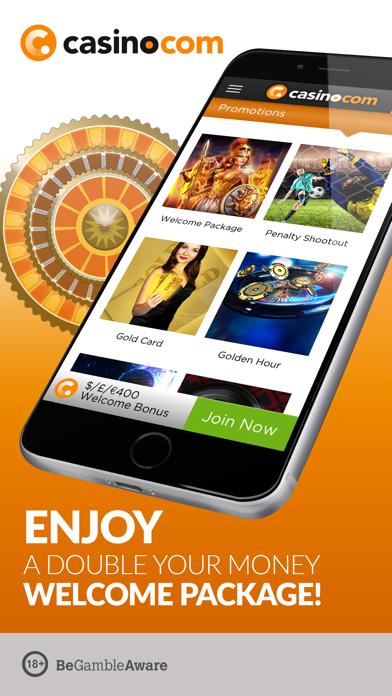 Casino.com Play screenshot one
