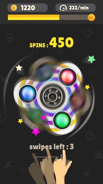 Tri Fidget Spinner