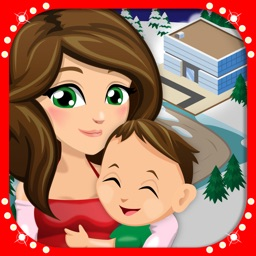 Mommy Baby Care Hospital Game