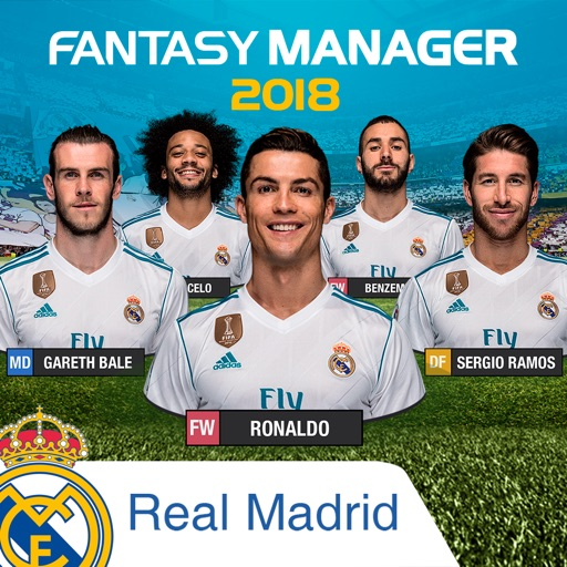 Real Madrid Fantasy Manager 18