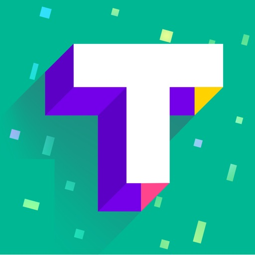 Hype Text - YT Intro Maker