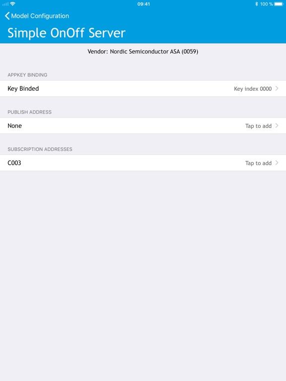 nRF Mesh | Apps | 148Apps