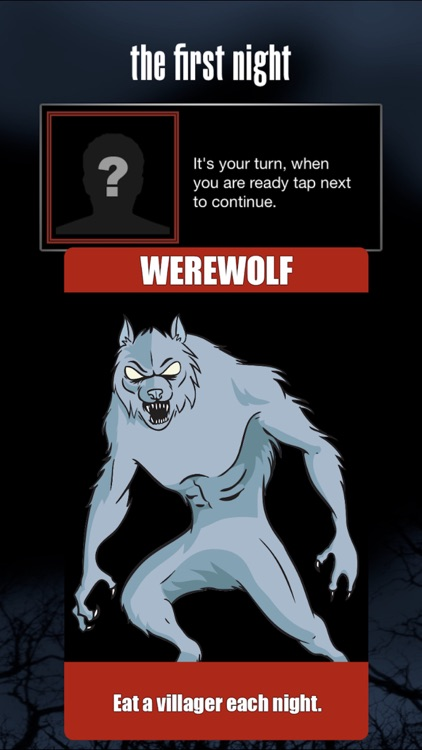 Werewolf: Spooky Nights