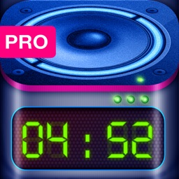 Loud Alarm Clock PRO Sleep +