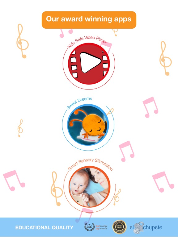 Screenshot #5 for Happy Baby: laugh & learn app