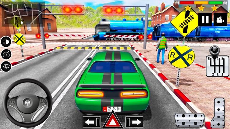 Super Car Driving School 2021 screenshot-6