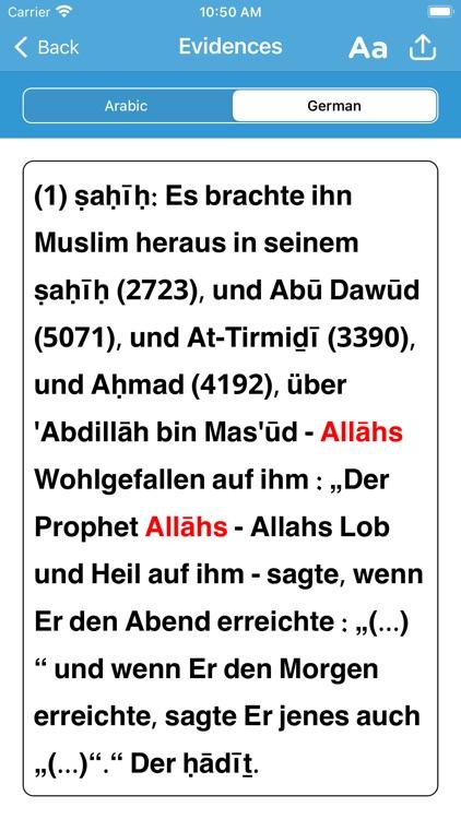 The Remembrance of Allah screenshot-6