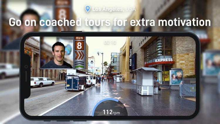 BitGym: Virtual Cardio Tours screenshot-3