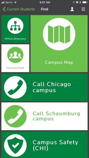 Roosevelt University Campus Map.Roosevelt University Mobile On The App Store