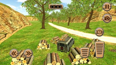 Picnic Camper Van 3D Drive Day screenshot one