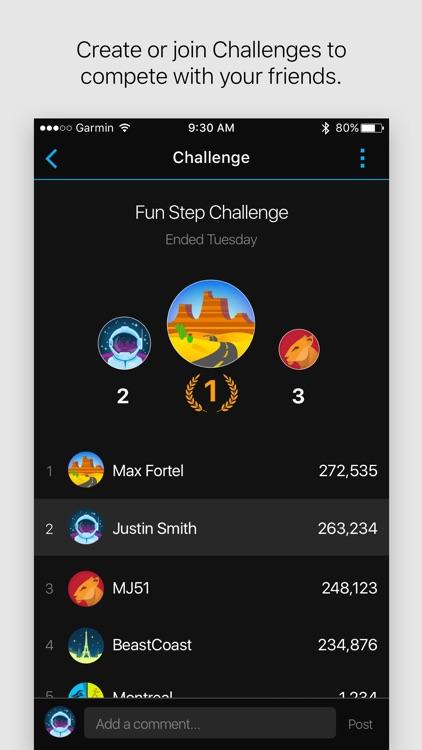 Garmin Connect™ screenshot-3