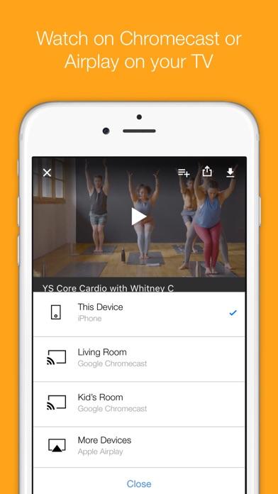 CorePower Yoga On Demand screenshot 4