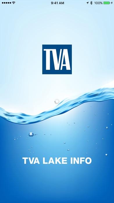 TVA Lake Info-0