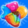 Sweet Candy Blast Fruit puzzle