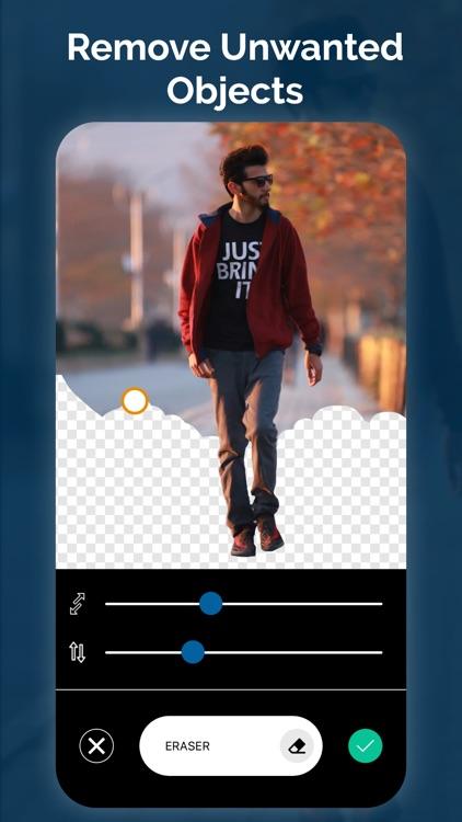 Background Magic Eraser Editor screenshot-3