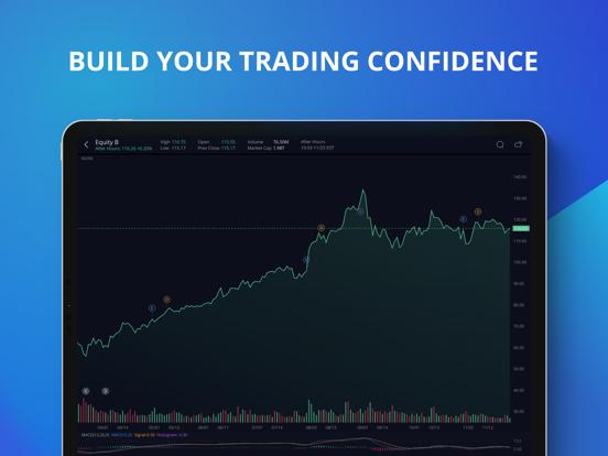 iPad Image of Webull: Investing & Trading