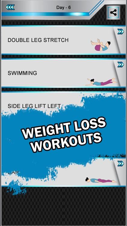 Pilates : Home Fitness Workout screenshot-7
