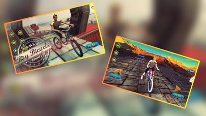 Impossible BMX Bicycle Stunts screenshot one