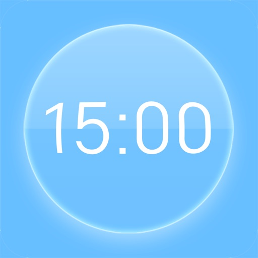 15 minutes of Focus timer