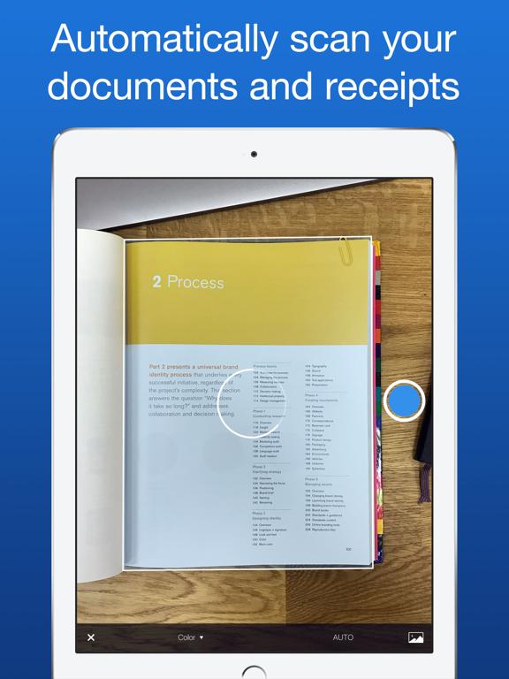 Scanner Pro: PDF Scanner App Screenshots
