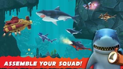 Hungry Shark Evolution screenshot 6