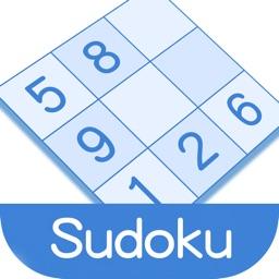 Sudoku Puzzle-Brain Logic Game