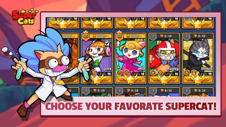 Supercats screenshot-4