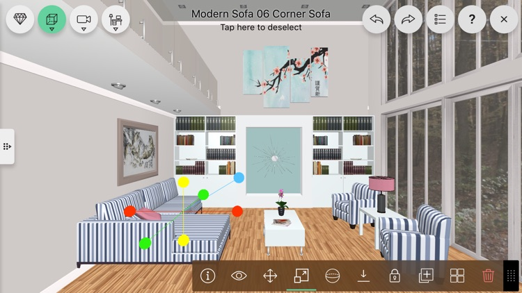 TapGlance Interior Design screenshot-5