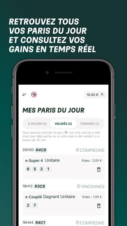 PMU.fr - Pari Hippique & Turf screenshot-5