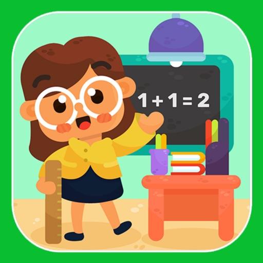 Math Fun : Math Practice Board icon