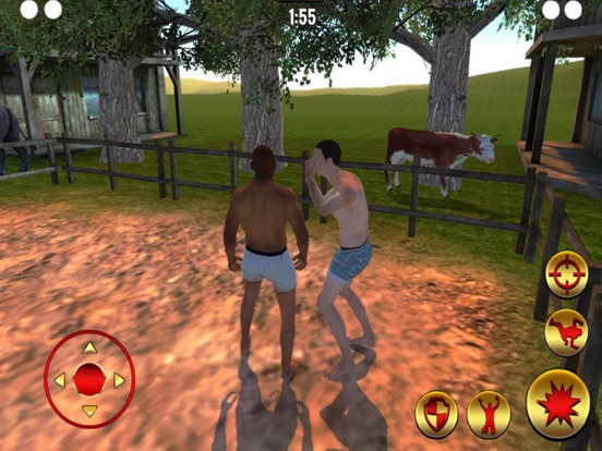 Knockout Fight: World Wrestlin screenshot 6