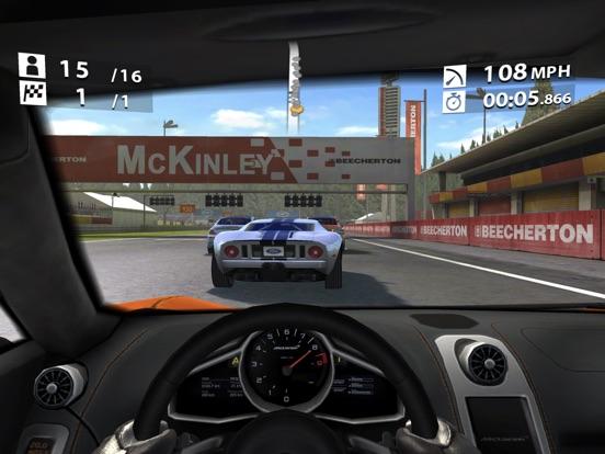 Real Racing 2 HD для iPad