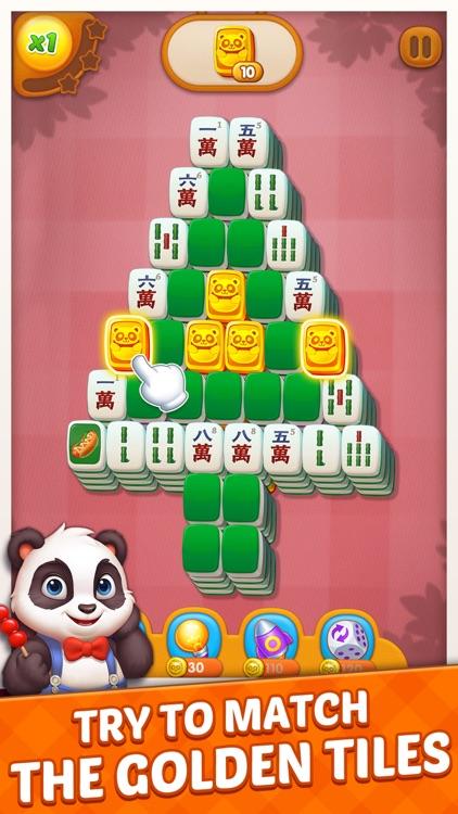 Mahjong Food City