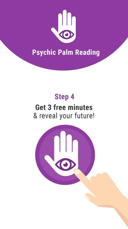 Palm Reading - Live Palmistry screenshot-3